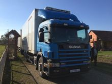 2003 SCANIA 114L380 isothermal