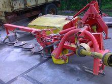 MÖRTL HT210 GZ mower