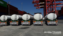 2017 ALR-5 fuel tank trailer
