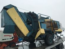 AGROMET ANNA Z644 potato harves