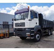 2007 MAN 230 dump truck