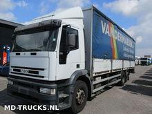 1999 IVECO 260 E27 tilt truck