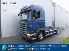 Used 2008 SCANIA R50