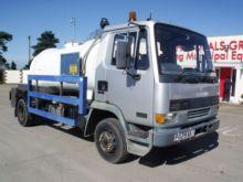 Used DAF 45.150 tank