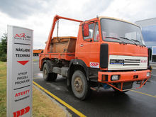 1990 LIAZ 110.050 container cha
