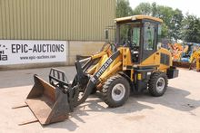 2011 HYTEC ZL 10 A wheel loader