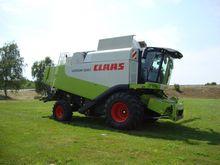 2004 CLAAS Lexion 530 4x4 harve
