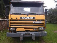 1988 SCANIA 113 6x2 tipper, ful