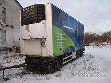 TRAILER-BYGG KT-28 refrigerated
