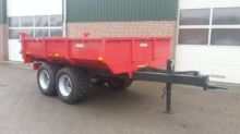 AGOMAC tipper trailer