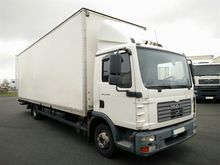 2007 MAN 12.240 closed box truc