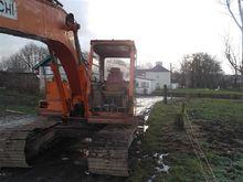 HITACHI UHO63 tracked excavator