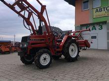 1999 YANMAR FX20D mini tractor