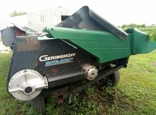 2007 GERINGHOFF ROTA DISK maize