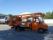 1990 IVECO 3510 bucket truck