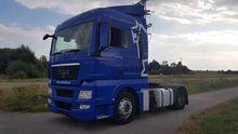 Used 2010 MAN TGX tr