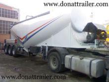 DONAT Dry Bulk Silo - Cement si