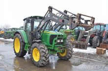 2004 JOHN DEERE 6420 wheel trac