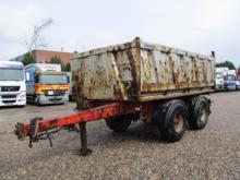 2000 MEILLER tipper trailer