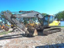 2008 VOLVO EC210 tracked excava
