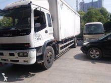 2017 ISUZU cxz haul truck