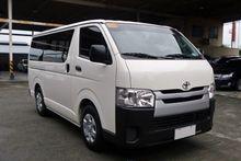 2015 TOYOTA Hiace Van minivan