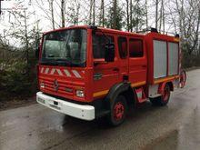1990 RENAULT straż pożarna fire