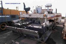 1979 DEMAG DF 10 C crawler asph