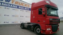 Used 2011 DAF tracto