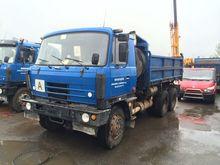 1990 TATRA 815 dump truck