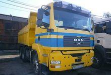 2006 MAN 26.350 dump truck