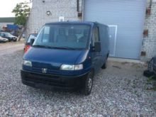 2000 PEUGEOT Boxer, cargo vans