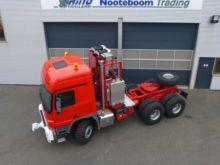 MERCEDES-BENZ 4060 tractor unit