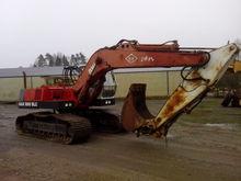 1987 O&K RH9LC tracked excavato