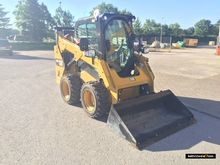 2014 CATERPILLAR 242D skid stee