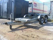 Container chassis trailer by au