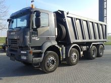 2010 IVECO as 440 s 45 manual d