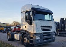 2007 IVECO STRALIS 420 tractor