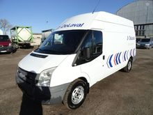 2007 FORD Transit FT330L, cargo