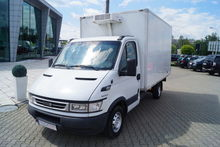 2005 IVECO DAILY 35S14 isotherm