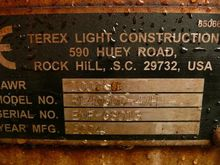 Used 2004 TEREX RL 4
