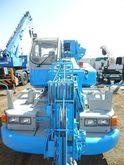 2007 KOMATSU LW80 mobile crane
