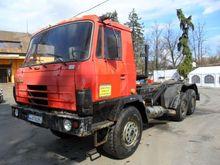 1990 TATRA 815 6x6.1 chassis tr