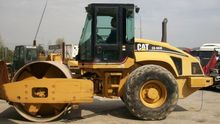 2005 CATERPILLAR CS563 E single