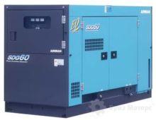 AIRMAN SDG60S generator