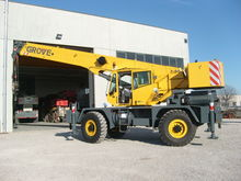 2009 GROVE RT540 mobile crane