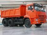 2016 KAMAZ 65115 dump truck