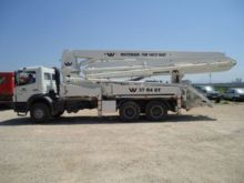 2006 WAITZINGER concrete pump