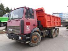 2006 MAZ 551633 dump truck