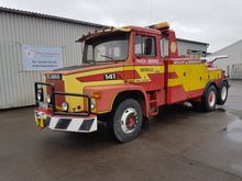 1973 SCANIA LS 140 S tow truck